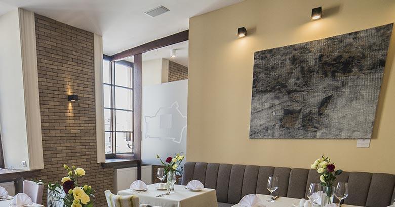 Sala konferencyjna w Artehotel Zamość - organizacja szkoleń i konferencji - hotel, restauracja, bar, organizacja imprez