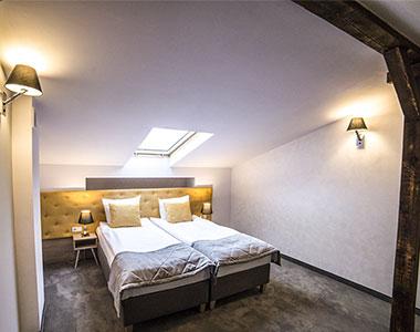 Dwuosobowy pokój nr 315 w hotelu Artehotel Zamość