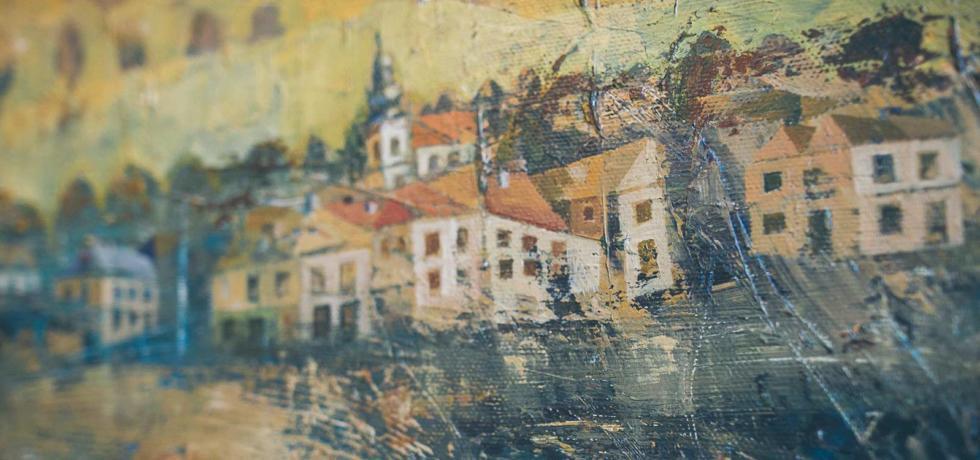 Wernisaż Rysunek i malarstwo