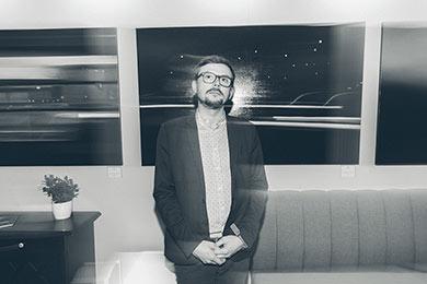 Wernisaż Przestrzenie ujawnione - Paweł Słota - ArteHotel Zamość